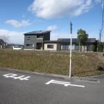 高岡町飯田土地区画整理事業地